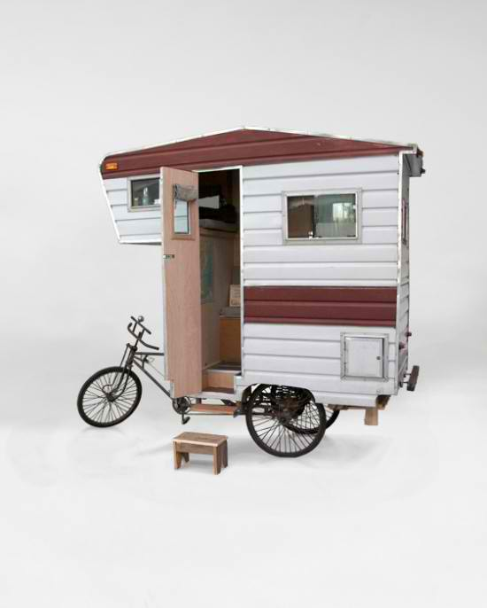 Human-Powered Mobile Living