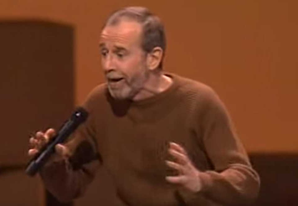 Your Shit and My Stuff - George Carlin