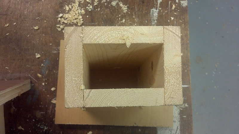 Build A Trap And Kill Wood Bees