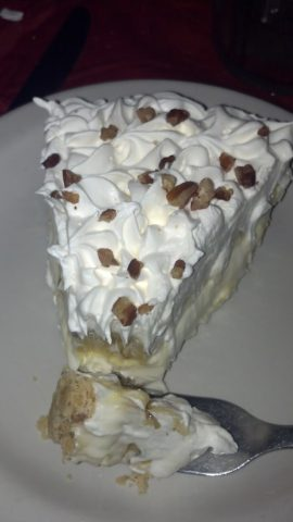 Mrs. Betty's Famous Kentucky Sand Pie Recipe