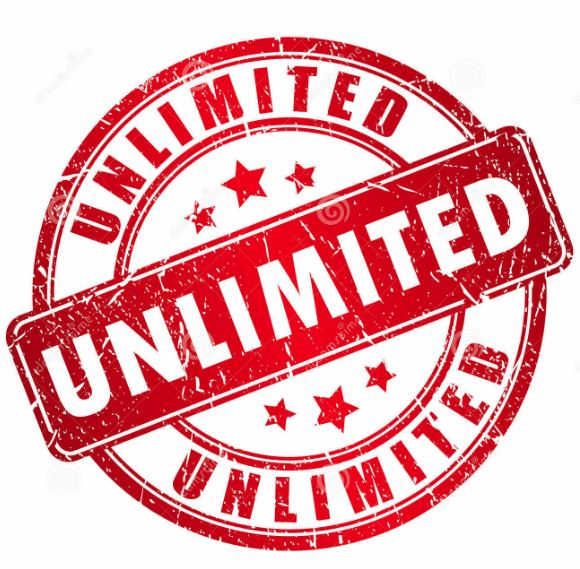 unlimited data plan on cell phone for tethering and hot spot use