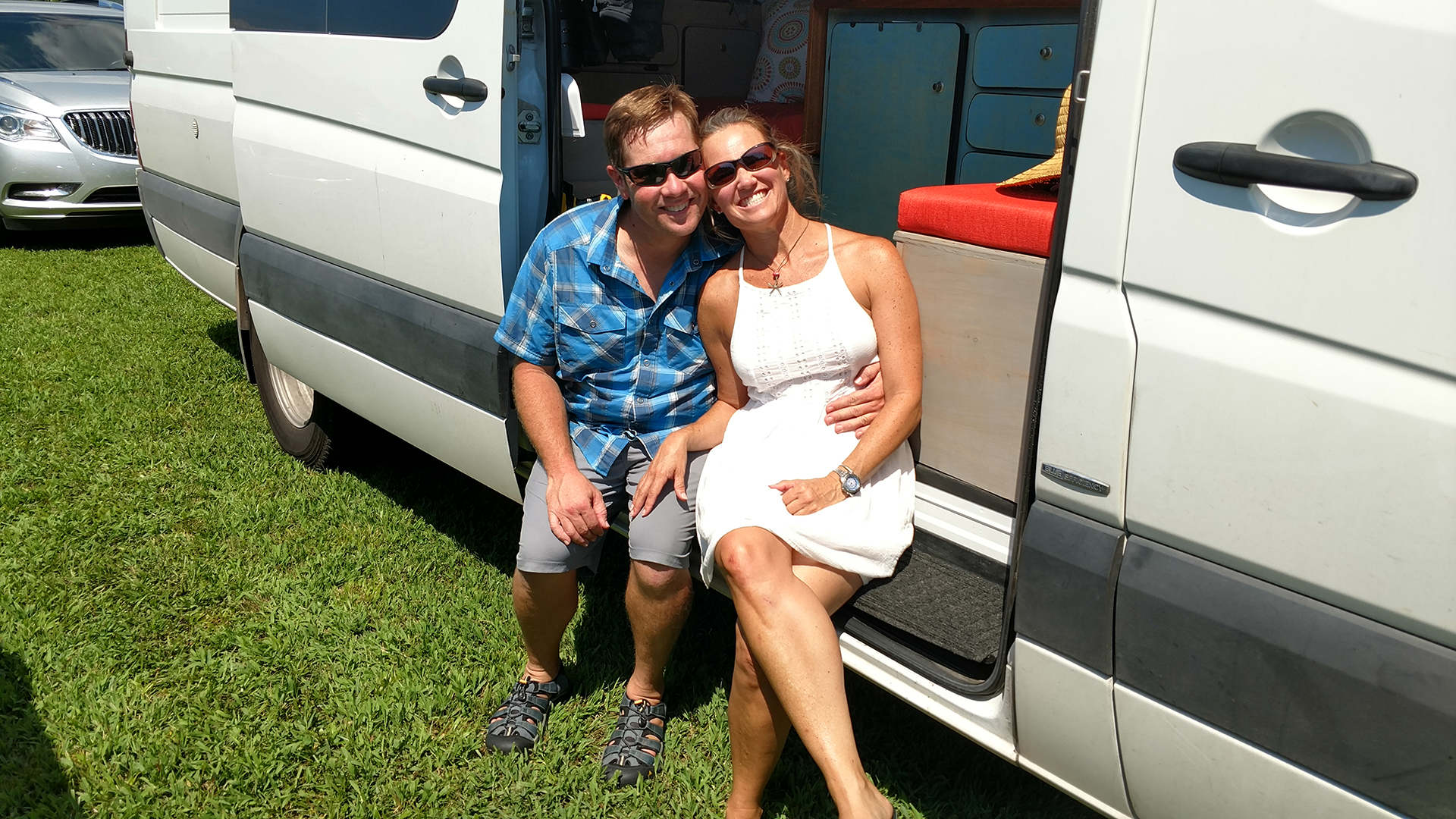 Van Life: Danny and Darlene