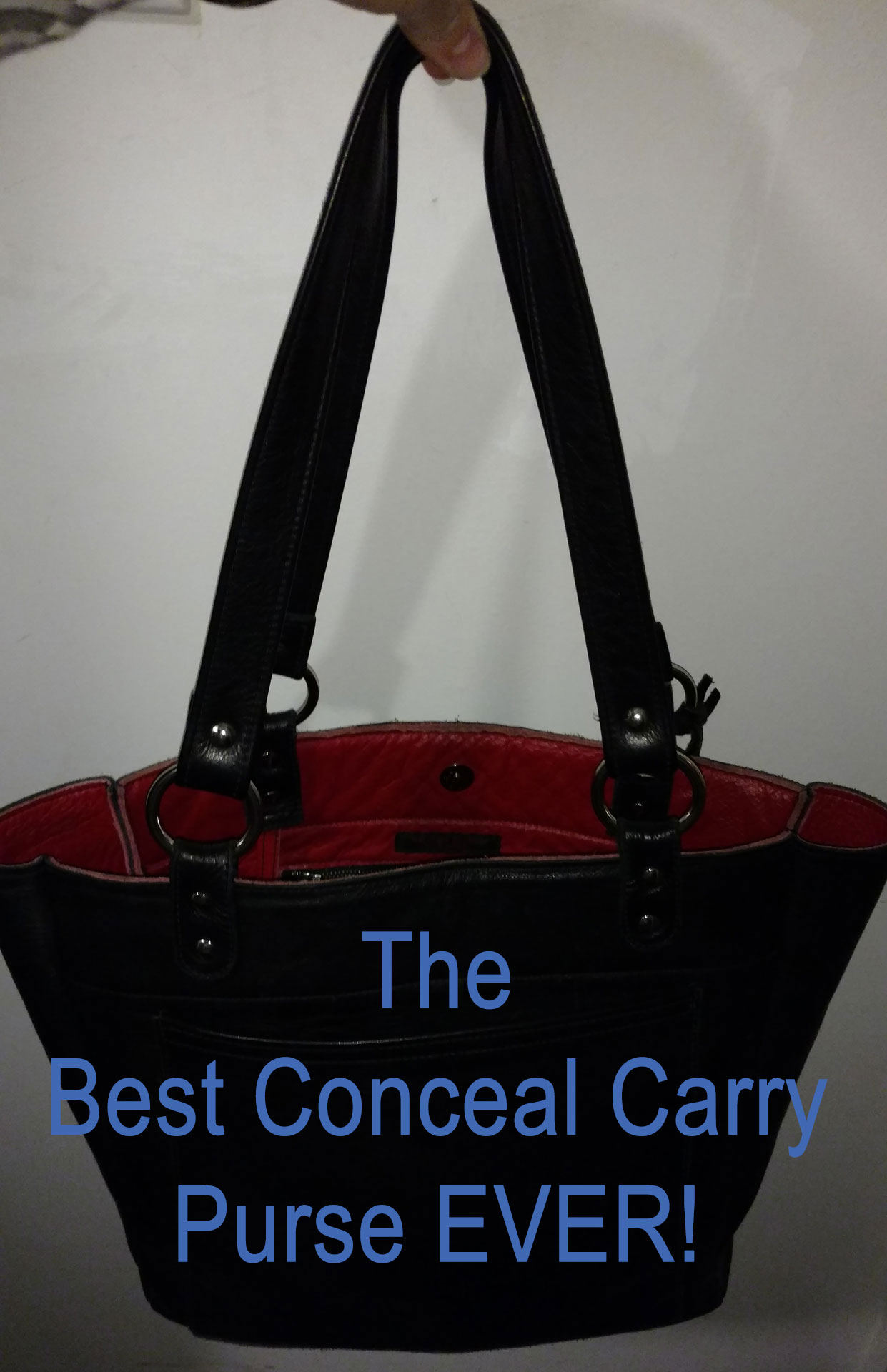 Best Conceal Carry Purse Ever