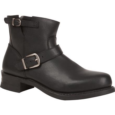Black Durango Ankle Boot